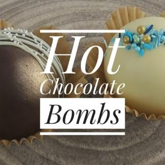Hot choco bombs